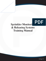 Fire SprinklerTrainingManual