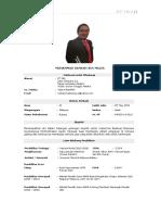 Muhammad Samawi Cv