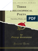 Three Philosophical Poets 1000131663