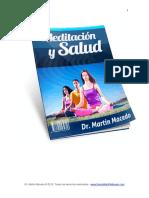 Meditacion Salud