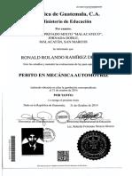 Ronald Archivo