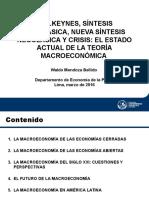WM Macro 1 Clase 1 EstadoActualTeoríaMacroeconómica