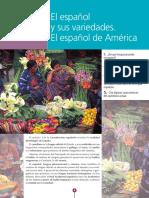El Español y sus variedades