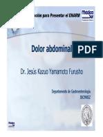 Gastro Dolor Abdominal 10