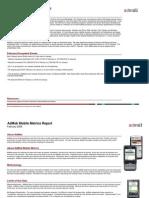AdMob Mobile Metrics - February 2008