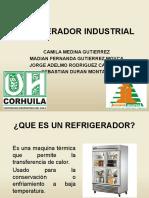 Refrigerador Industrial 1