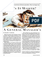 Article-Manager's Guide to Valuation