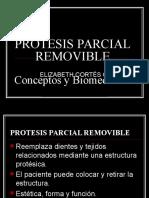 Protesis Parcial Removible Eliza