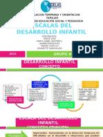 ESCALAS DEL DESARROLLO INFANTIL corregido.pptx