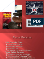 Chapter 11 - Finance and Fiscal Policy