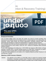 Upset Prevention & Recovery Training (UPRT)