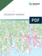GeoMedia WebMap 2015 Brochure