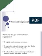 argument essay introduction en 121