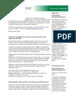 2007 Spring Dr Newsletter