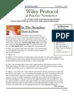 2008 Fall Dr Newsletter