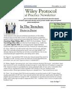 2008 Winter Dr Newsletter