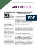 2009 Aug Dr Newsletter