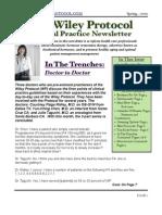2009 Mar Dr Newsletter