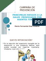 Campaña de Prevención