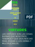 Virtudes y Defectos
