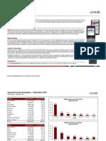 Mobile Metrics Report - September 07