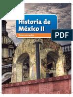 Historia México II