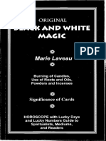 Black and White Magic by Marie Laveau