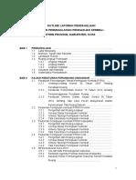 Outline Laporan Pendahuluan Kajian PK RTRW-ATR (08042016)