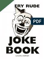 A Very Rude Joke Book