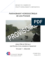 APD_Postes B Et LP Et Ligne BLP_ Volume 1 Memoire_10108-RP-700-A-provisoire