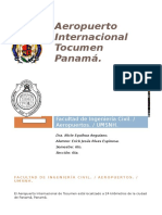 Aeropuerto Internacional Tocumen Panamá