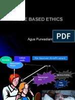 PPT 2014 - Value Basic Ethic - Agus Purwadianto