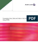 Gpon Tutorials docx | Fiber To The X | Data Transmission