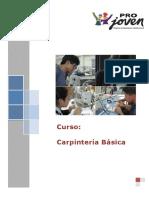 Manual de Carpinteria Básica