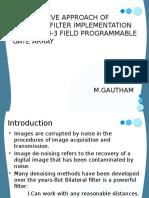 ITR Paper Presentation