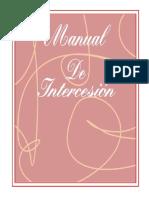 Manual Practico de Intercesion