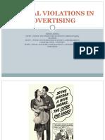 Marketing Ethics