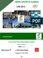 World Mind Sport Games 2012