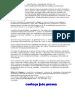 JOÃO PESSOA - PARAIBA DO SÉCULO XXI