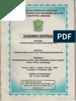 Kontrak Lumajang (Warna)