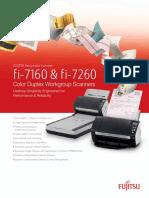 Scanner Fi7x60