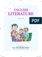 English Literature 6