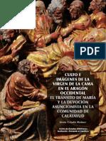 Culto e imágenes de la Virgen de la Cama en el Aragón Occidental. El Tránsito de María ya la devoción asuncionista en la Comunidad de Calatayud