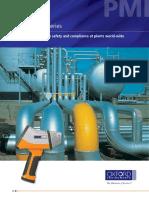 PMI  X MET8000 Brochure