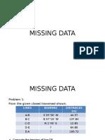 Lec 12 - Missing Data (1)