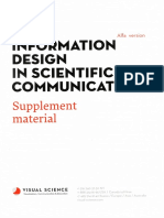 Information Design in Scientific Communication (Alfa Version) (2016)