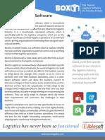 International Shipping Software | Freight Forwarding Software