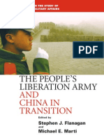 the peoples liberation army and china in transition