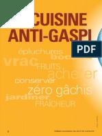 La cuisine Anti Gaspi
