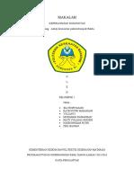 Askep Komunitas (Kelompok Balita )